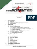 Informe Final Corregido Chavín de Huántar