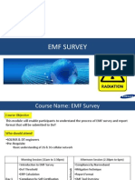EMF Survey Training - Part 1