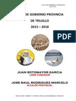 Plan de Gobierno Vamos Peru Para Trujillo