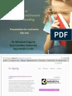 SEMR Presentation for Confratute - Confratute 2015