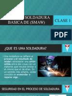 Curso de Soldadura Clase 01