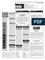 Claremont COURIER Classifieds 7-17-15