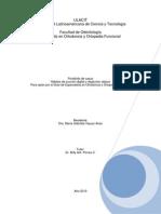 succión digital y deglución atípica