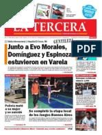 Diario La Tercera 20.07.2015