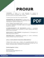 apresentação projur