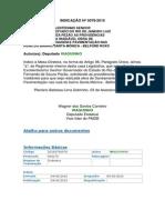 Indicação n 0078-2015