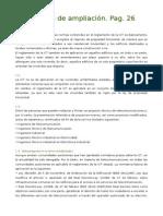 Actividades de Ampliación. Tema 1. Pag. 26