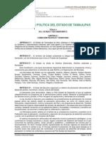 Constitución Política del Estado de Tamaulipas