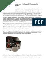 Capsule Borbone Respresso Combatibili Nespresso In MESSA A DISPOSIZIONE