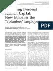 140853997 Managing Personal Human Capital