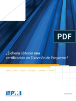 Requisitos Examen de Certification