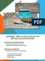 SELECCIÓN DEL METODO DE EXPLOTACION DE ANDAYCHAGUA.pptx