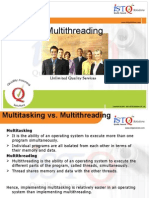 Multi Threading