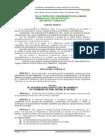 Reglamento de Proteccion y Mejoramiento de Imagen Urbana en El Centro Historico