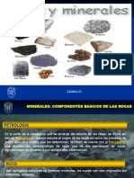 Geo Unidad II Minerales
