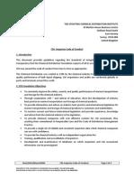 CDI Code of Conduct