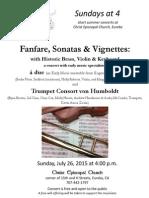 2015 July Flyer