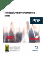 AUTOMATIZACION SEGURIDAD CONTROL DE EDIFICIOS BOSCH HONEYWELL VERSION MELEXA ENERO 2015.pdf