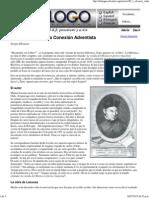Manuel Lacunza La Conexion Adventyista Wiki Pedia