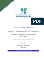 Electro-pneumatics Module 5 Teacher ( Updated) 2