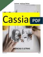 Cassiane- Músicas e Letras 2