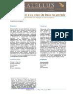 José Comblin e os sinais de Deus na profecia - ARTIGO.pdf
