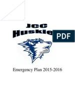emergency plan 2015