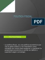 3. Politica Fiscal