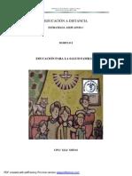 Educaciòn Para La Salud Familiar, Estrategia AIEPI AINM-C
