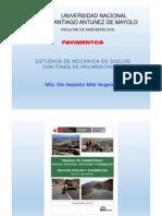 Estudio de Suelos Con Fines de Pavimentación MTC 2014 y RNE 2010