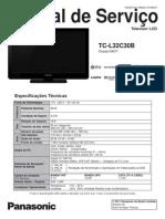 Panasonic Tc-l32c30b Chassis Km11