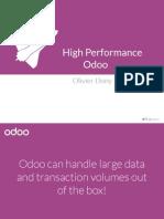 Odoo Performance