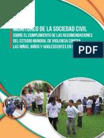 Monitoreo de La Sociedad Civil...