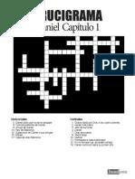 Crucigrama Daniel Capitulo Uno