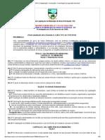 Lei Orgânica Municipal Nº 1.143