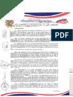 Acuerdos de Consejo N 117-2013-CPP