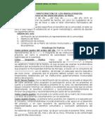 Acta de Participación de Los Involucrados 225-232