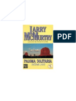 Mcmurtry Larry - Paloma Solitaria - Lonesome Dove