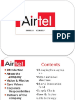 Airtel Final Ppt