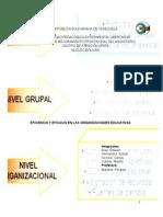 Eficiencia y Eficacia en Las Organizaciones Educativas