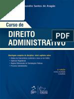 ALEXANDRE SANTOS de ARAGÃO - Curso de Direito Administrativo (2013)