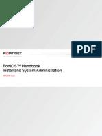 Fortigate System Administration 522