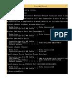 ipconfig - release