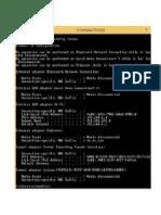 ipconfig - renew
