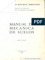 Manual de Mecánica de Suelos