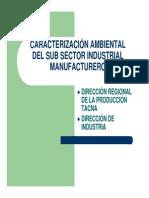 Caracterizacion Ambiental Manufacturera Produce 2