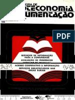 Revista Brasileira de Biblioteconomia e Documentação