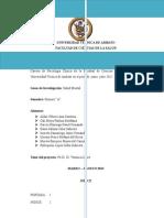 La influencia del alcohol en el comportamiento de los estudiantes de la Carrera de Psicología Clínica de la Facultad de Ciencias de la Salud de la Universidad Técnica de Ambato en el periodo  junio- julio 2012