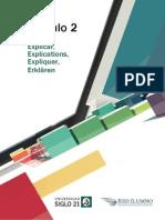 Epistemologia Modulo2 Lectura4 Explicar Explications Expliquer Erklaren