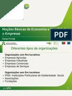 2- Empresa 2887-Noções Básicas de Economia e Fiscalidade